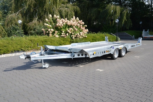 Productfoto van Ifor Williams CT177 (500x191) Transporter