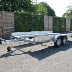 Productfoto van Anssems AMT ECO 1500 Transporter