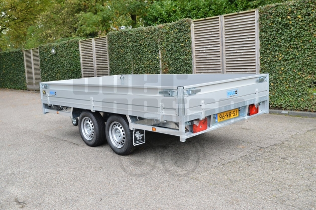 Productfoto Hulco MEDAX-2 2630 2600KG (335x183) Plateauwagen
