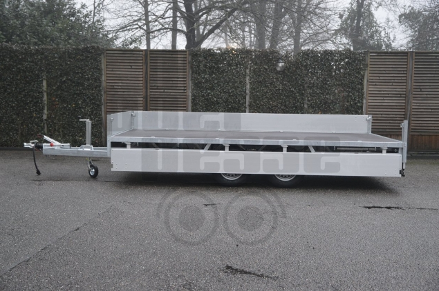 Productfoto Hulco MEDAX-2 2631 2600KG (405x183) Plateauwagen
