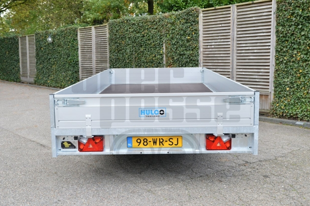 Productfoto Hulco MEDAX-2 3031 3000KG (405x183) Plateauwagen
