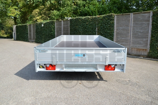 Productfoto Hulco MEDAX-2 2601 2600KG (405x203) Plateauwagen