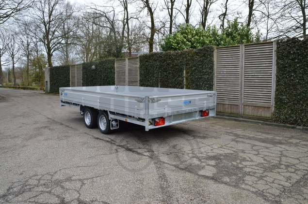 Productfoto Hulco MEDAX-2 3501 3500KG (405x203) Plateauwagen