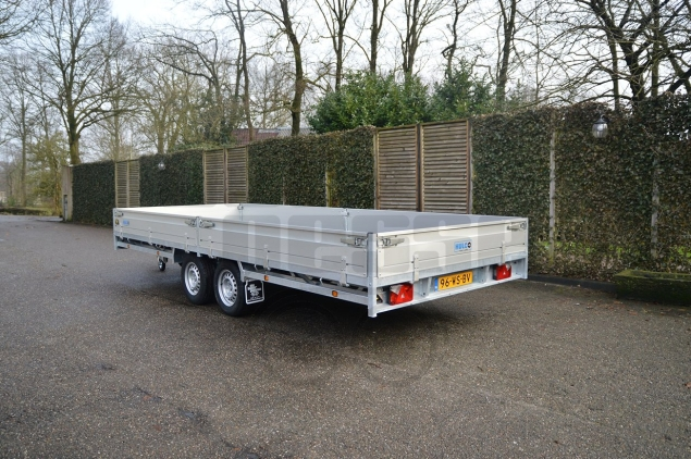 Productfoto Hulco MEDAX-2 2602 2600KG (502x203) Plateauwagen
