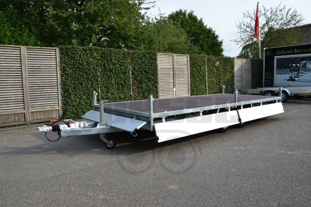 Productfoto Hulco MEDAX-2 3502 3500KG (502x203) Plateauwagen