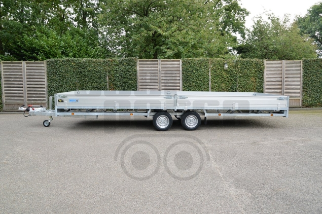 Productfoto Hulco MEDAX-2 3503 3500KG (611x203) Plateauwagen