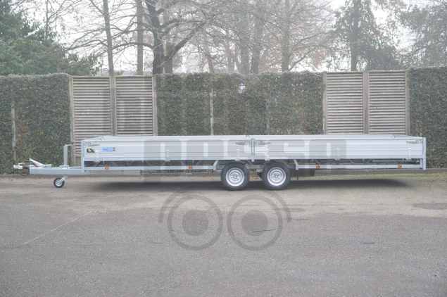 Productfoto Hulco MEDAX-2 3013 3000KG (611x223) Plateauwagen