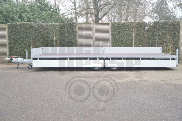 Productfoto Hulco MEDAX-2 3513 3500KG (611x223) Plateauwagen