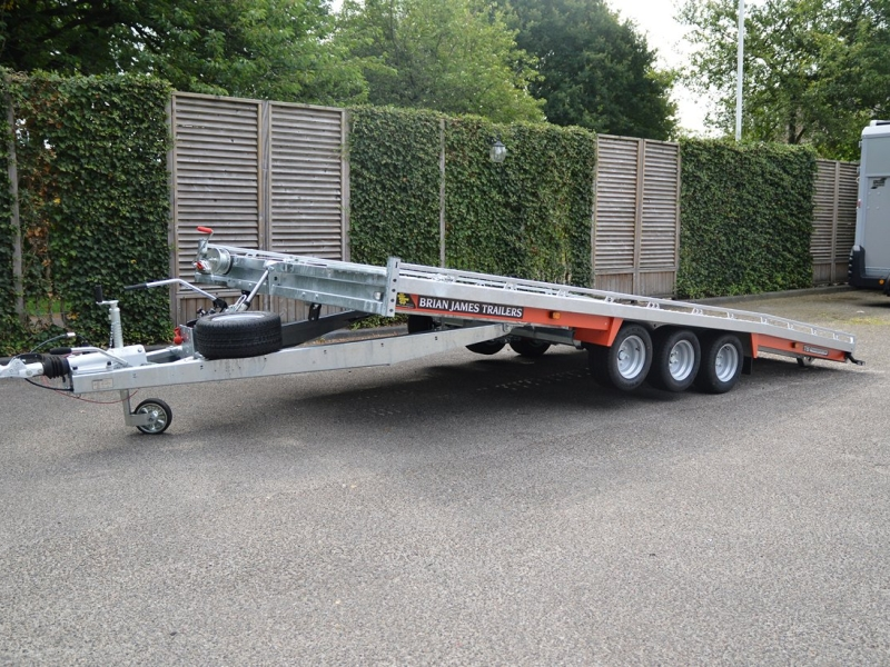 Productfoto van Brian James T6 230-5453 Transporter