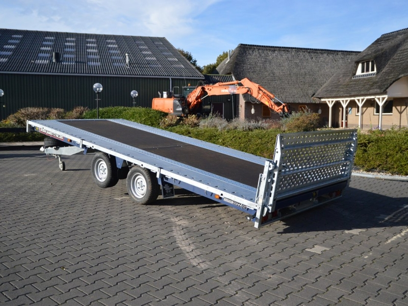 Productfoto van Brian James Cargo Connect 475-5442 Transporter