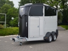 Miniatuur foto Ifor Williams HBX-506 2Paards Paardentrailer