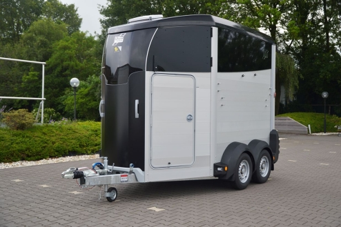 Productfoto van Ifor Williams HBX-506 2Paards Paardentrailer