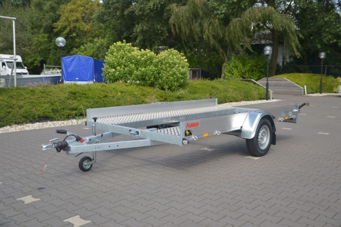 Productfoto van Anssems AMT ECO 1300 (340x180) Transporter