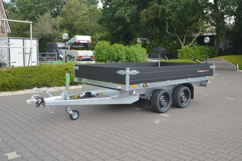 Productfoto van Saris Kipper 306x184 2700Kg Black Edition