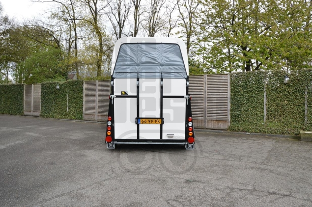 Productfoto Anssems PTH 2000 Excellente Wit 2 Paards Paardentrailer